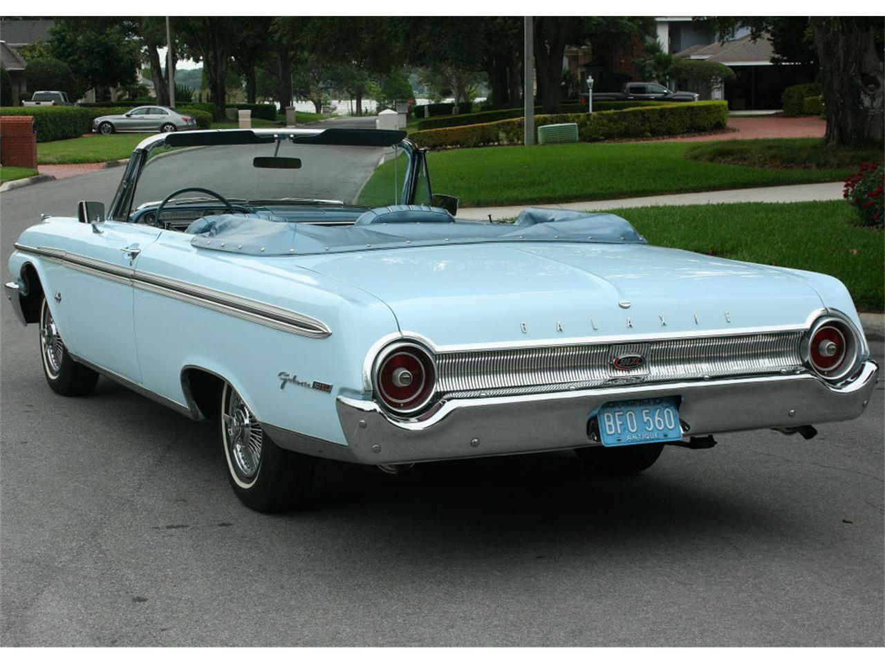 Large Picture of 1962 Ford Galaxie - $26,500.00 Offered by MJC Classic Cars - L6EK