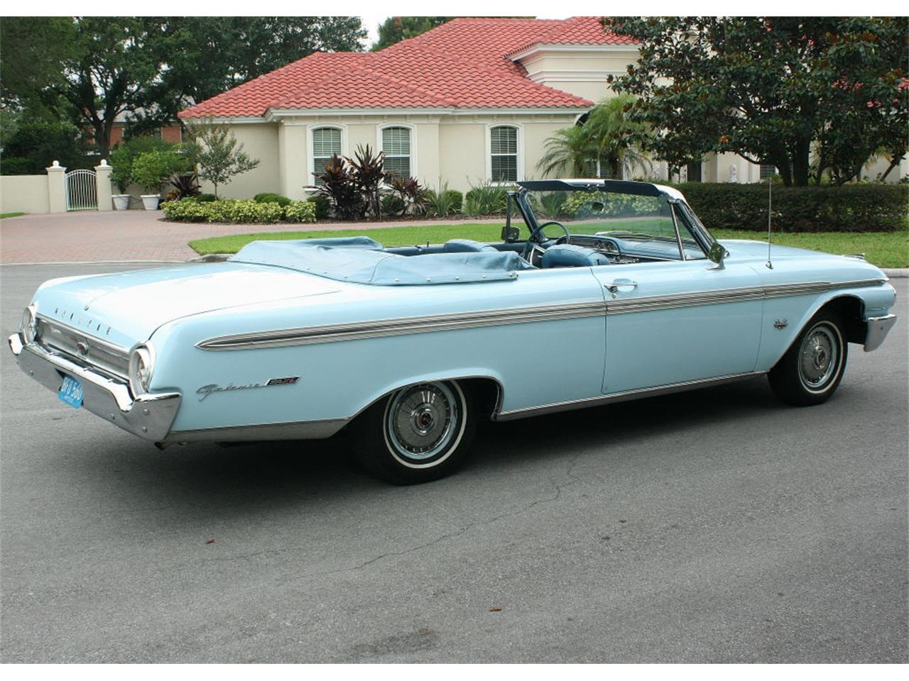Large Picture of 1962 Ford Galaxie - L6EK