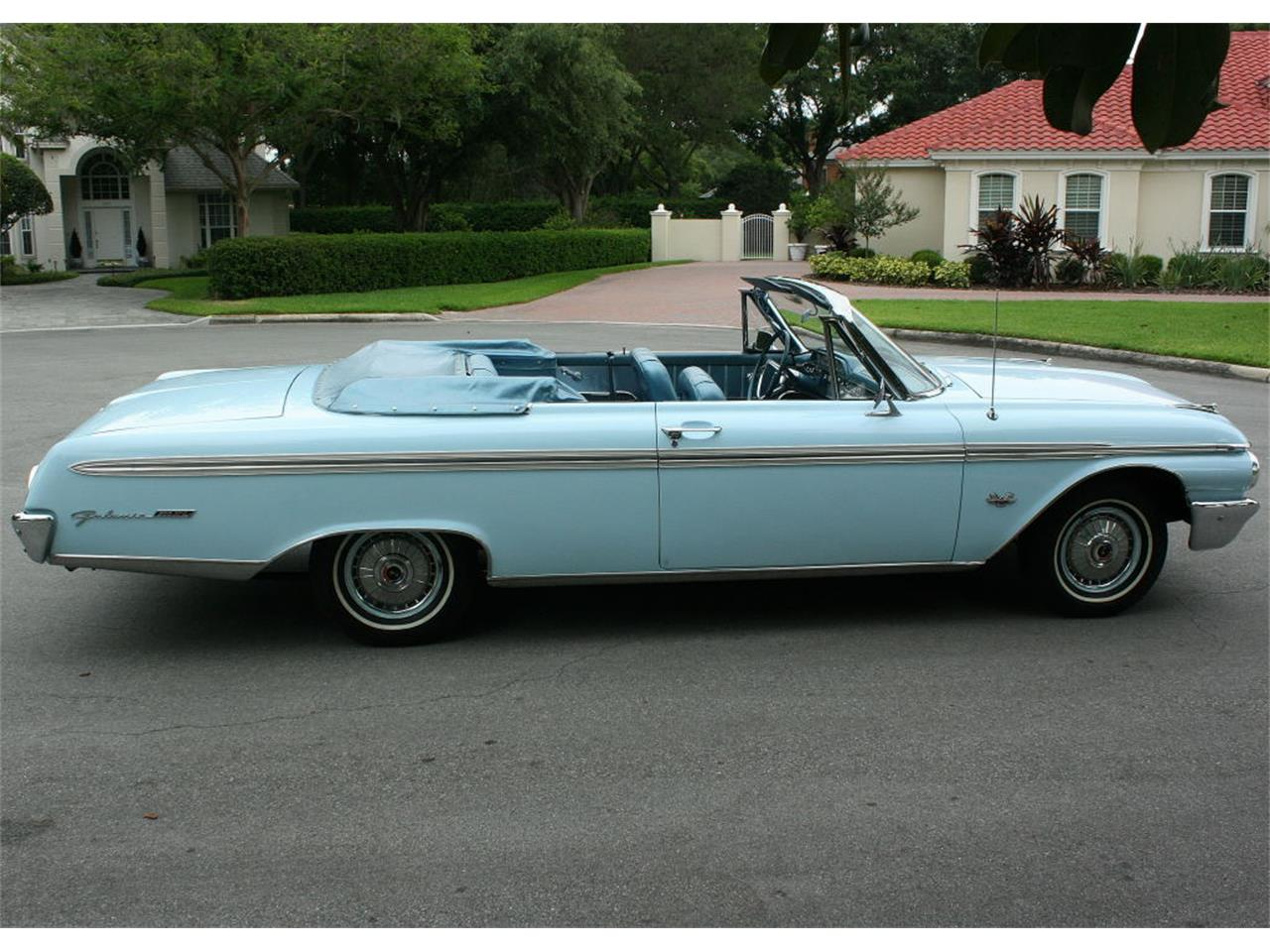 Large Picture of Classic '62 Galaxie located in Florida - $26,500.00 Offered by MJC Classic Cars - L6EK