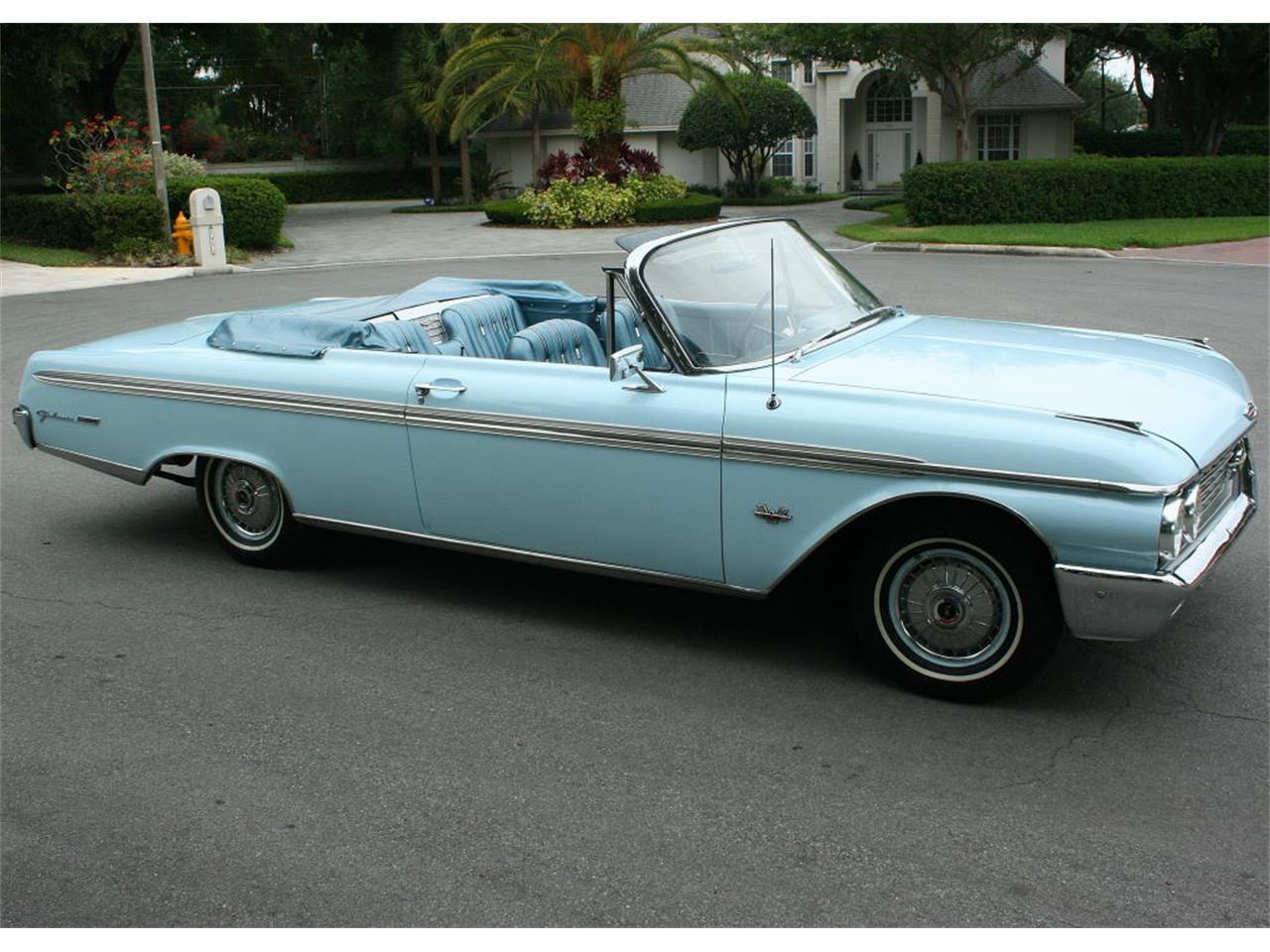 Large Picture of 1962 Galaxie located in Lakeland Florida - L6EK