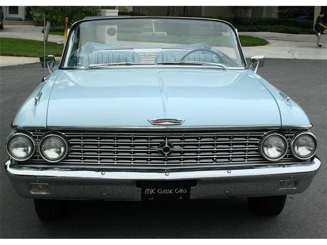 Large Picture of Classic 1962 Ford Galaxie Offered by MJC Classic Cars - L6EK