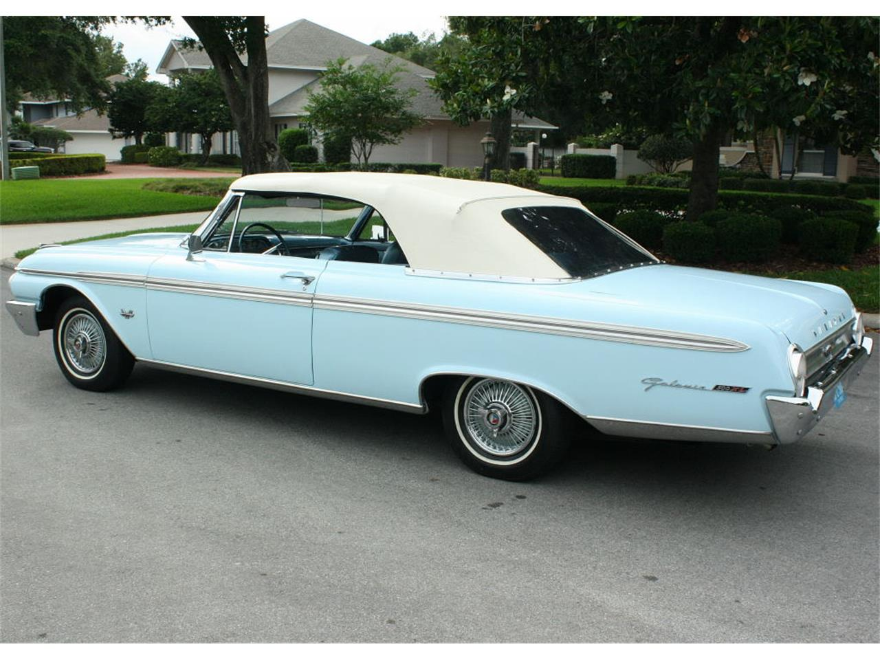 Large Picture of Classic '62 Ford Galaxie located in Lakeland Florida Offered by MJC Classic Cars - L6EK