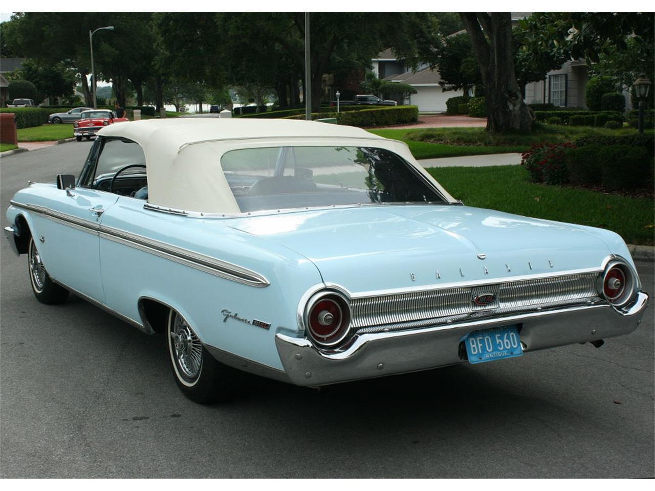 Large Picture of Classic 1962 Galaxie - L6EK