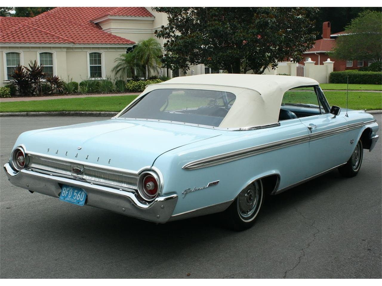 Large Picture of Classic 1962 Galaxie located in Florida - $26,500.00 - L6EK