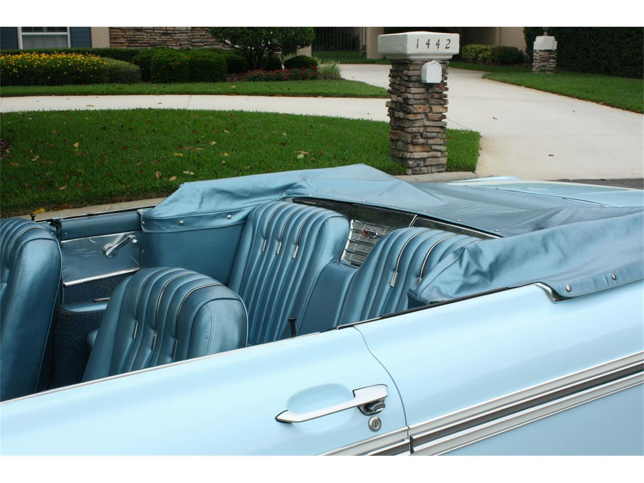 Large Picture of Classic '62 Galaxie located in Lakeland Florida - $26,500.00 - L6EK