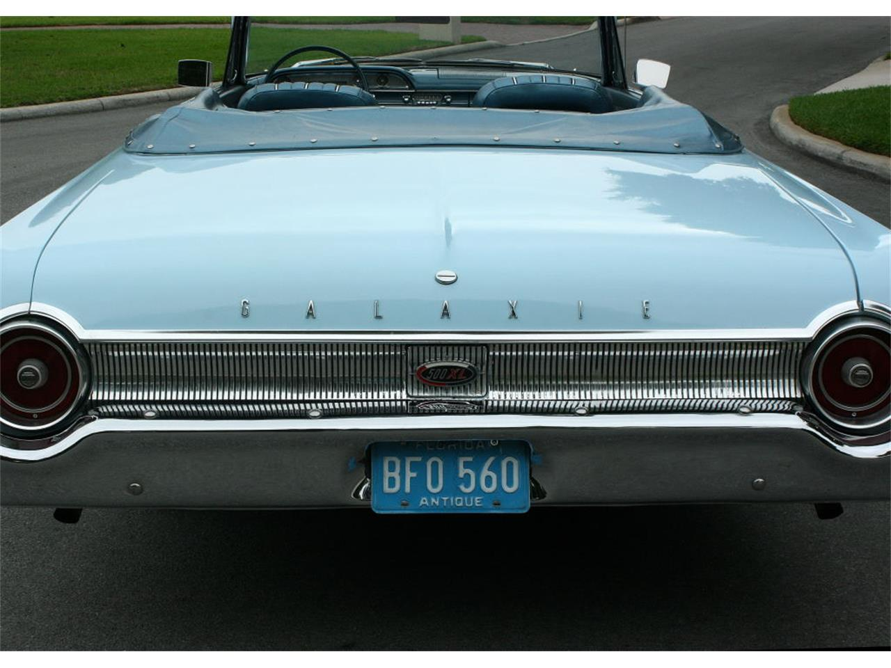 Large Picture of '62 Galaxie located in Lakeland Florida Offered by MJC Classic Cars - L6EK
