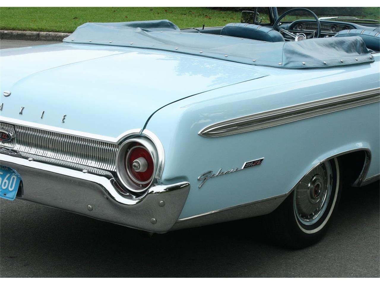 Large Picture of 1962 Ford Galaxie Offered by MJC Classic Cars - L6EK