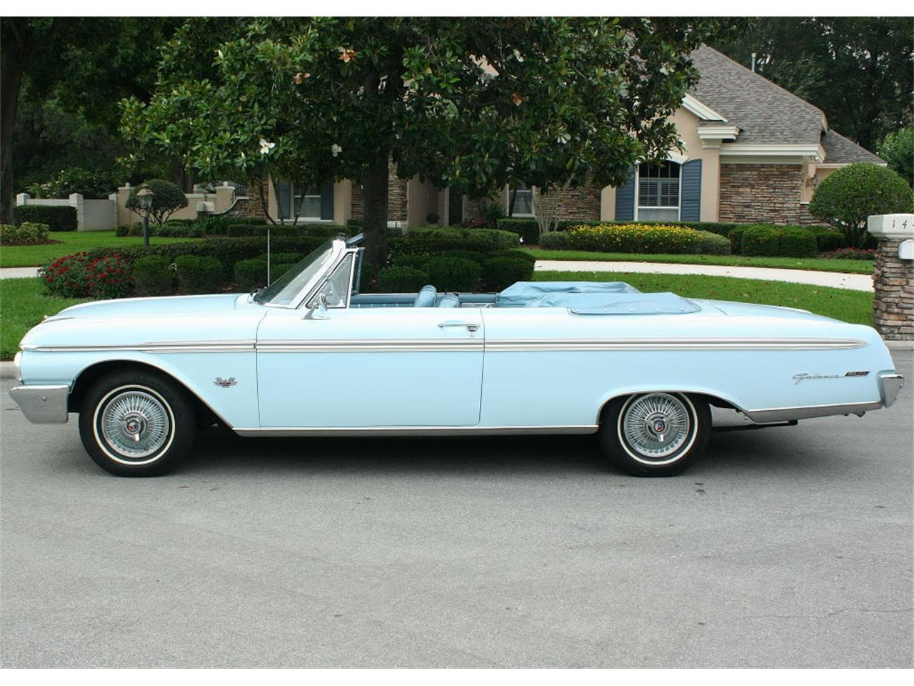 Large Picture of 1962 Ford Galaxie located in Florida Offered by MJC Classic Cars - L6EK