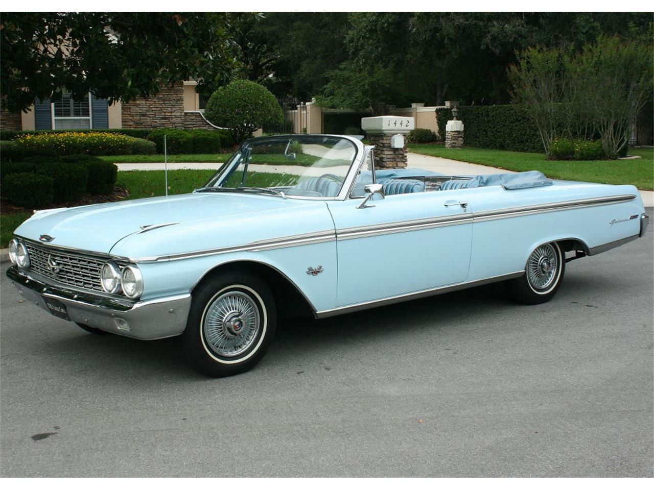Large Picture of '62 Ford Galaxie located in Florida - $26,500.00 - L6EK
