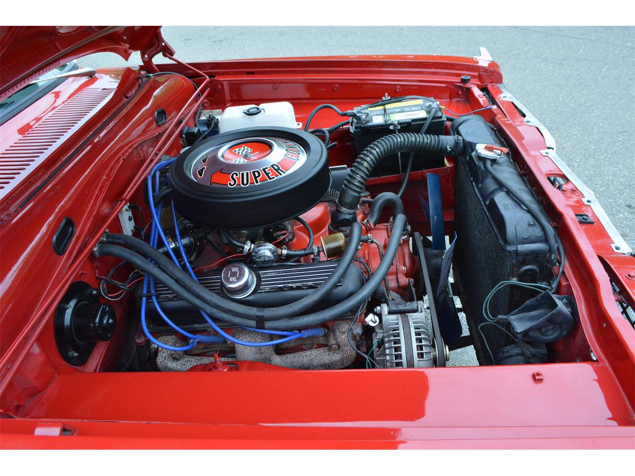 Large Picture of '66 Barracuda - L6EP