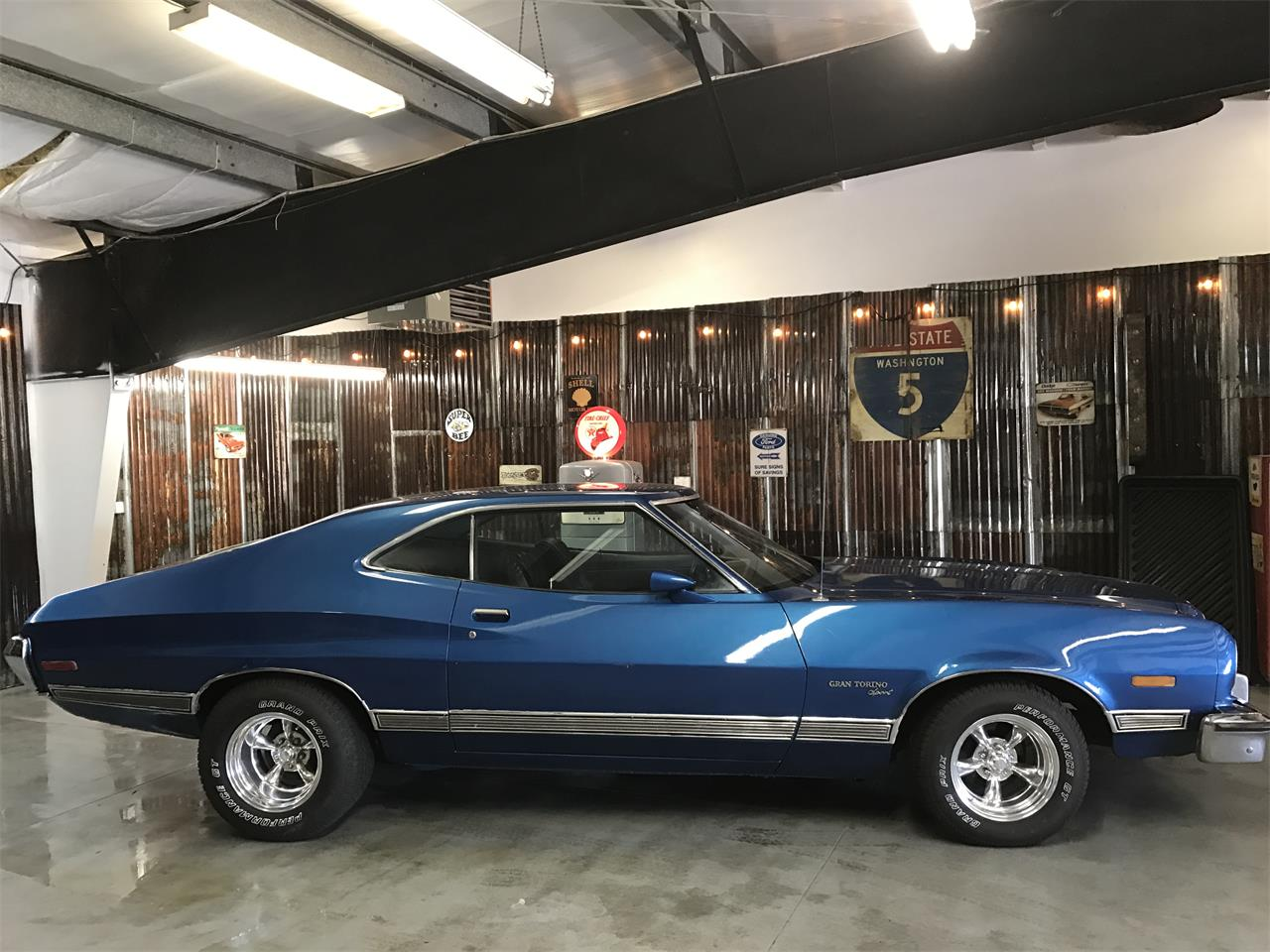 1973 Ford Gran Torino Sport Fastback For Sale