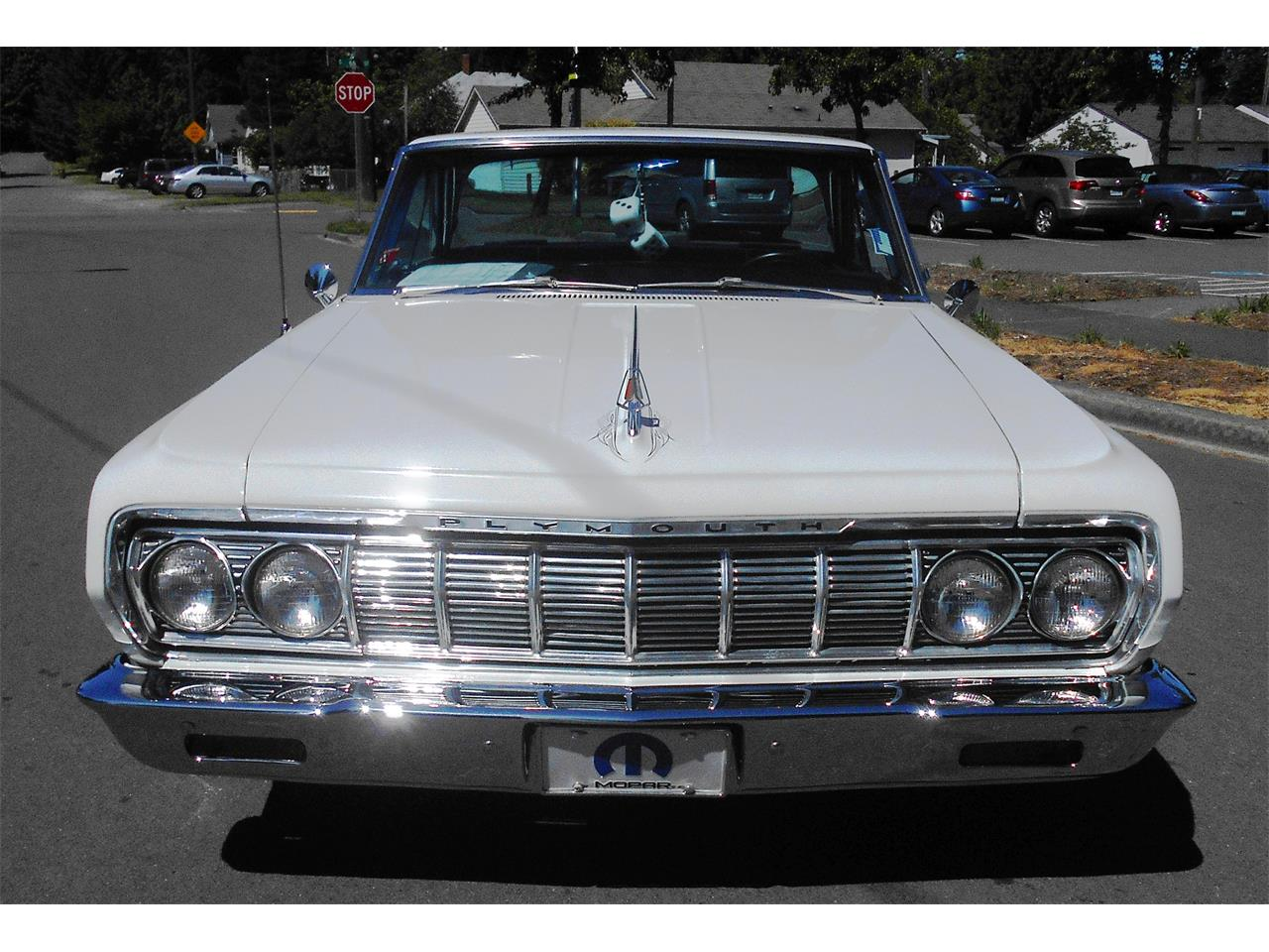 Large Picture of '64 Fury - L6EX
