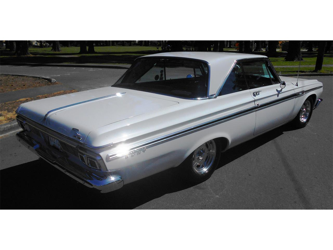 Large Picture of '64 Plymouth Fury located in Tacoma Washington - $19,950.00 Offered by Austin's Pro Max - L6EX