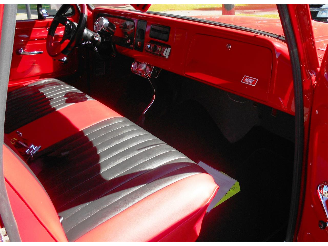 Large Picture of 1965 Chevrolet C/K 10 located in Tacoma Washington Offered by Austin's Pro Max - L6F1