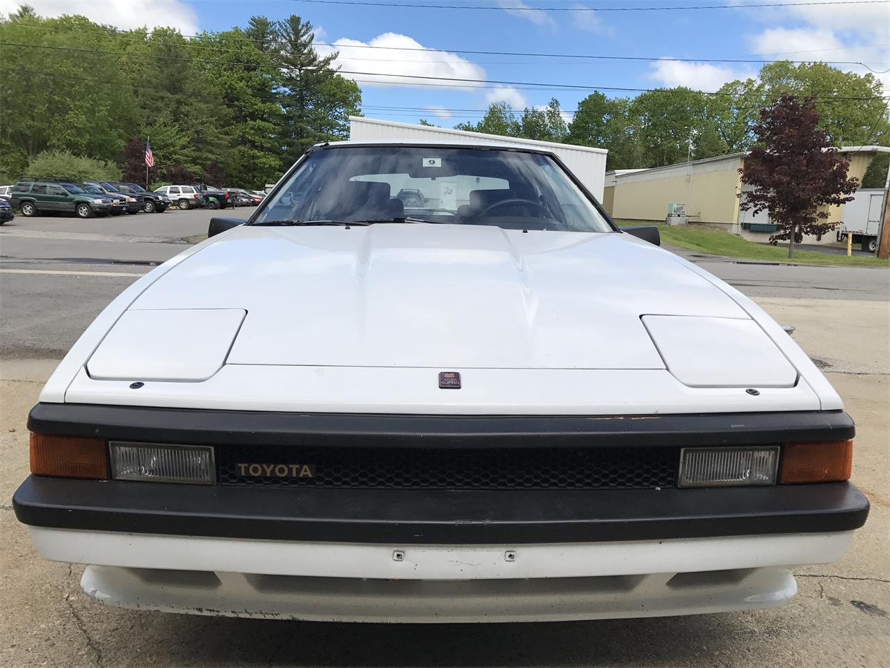 Large Picture of '84 Supra - L6FE