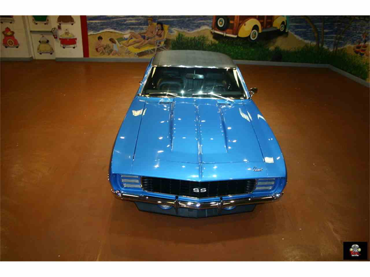 Large Picture of '69 Camaro SS - L6G6