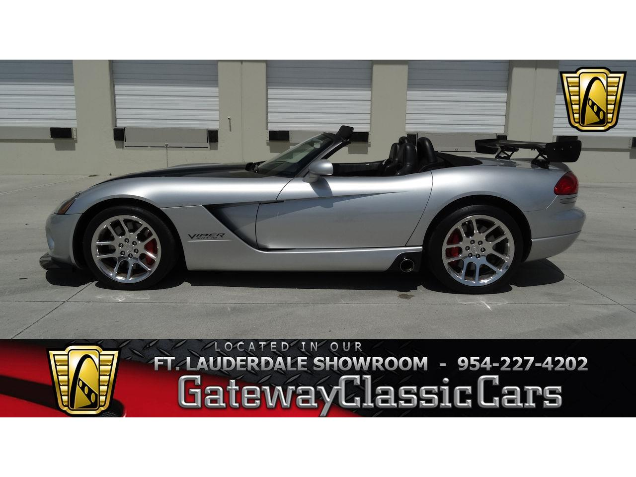 Large Picture of 2004 Dodge Viper located in Coral Springs Florida Offered by Gateway Classic Cars - Fort Lauderdale - L6GU