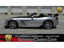 Picture of '04 Viper located in Florida Offered by Gateway Classic Cars - Fort Lauderdale - L6GU