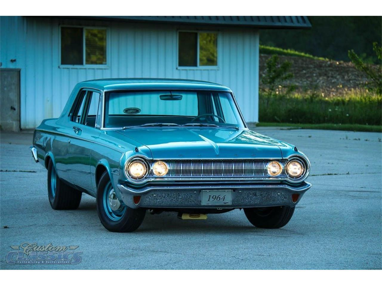 1964 Dodge 330 For Sale Cc 988187 Max Wedge Large Picture Of 64 L6hn
