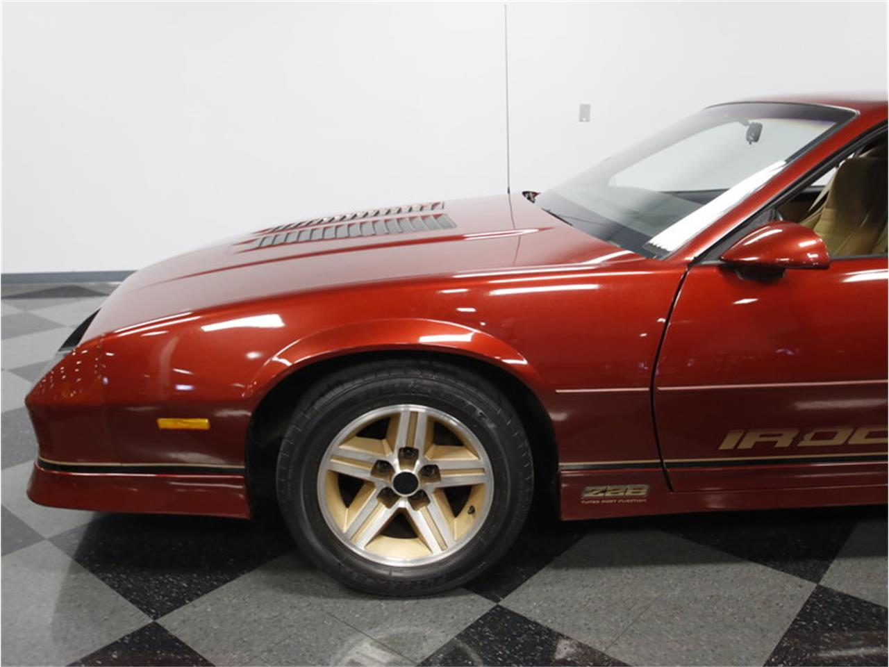 Large Picture of '86 Camaro IROC Z28 - $12,995.00 Offered by Streetside Classics - Charlotte - L6HZ