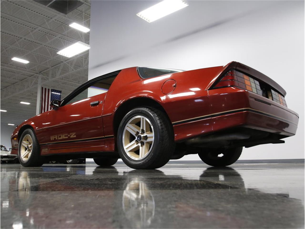 Large Picture of 1986 Camaro IROC Z28 located in Concord North Carolina Offered by Streetside Classics - Charlotte - L6HZ