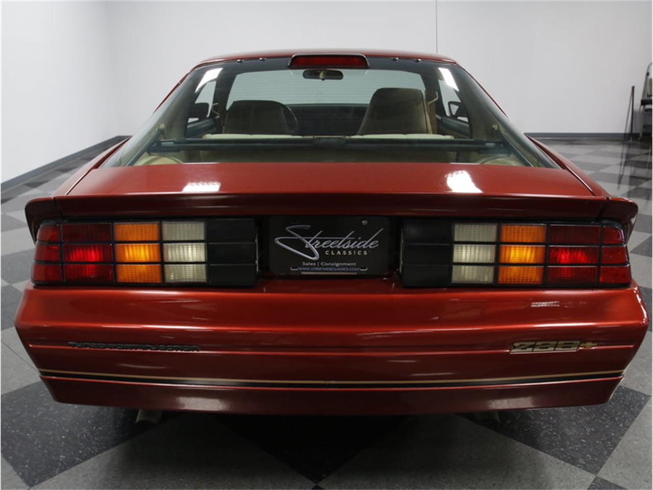 Large Picture of 1986 Camaro IROC Z28 - $12,995.00 Offered by Streetside Classics - Charlotte - L6HZ