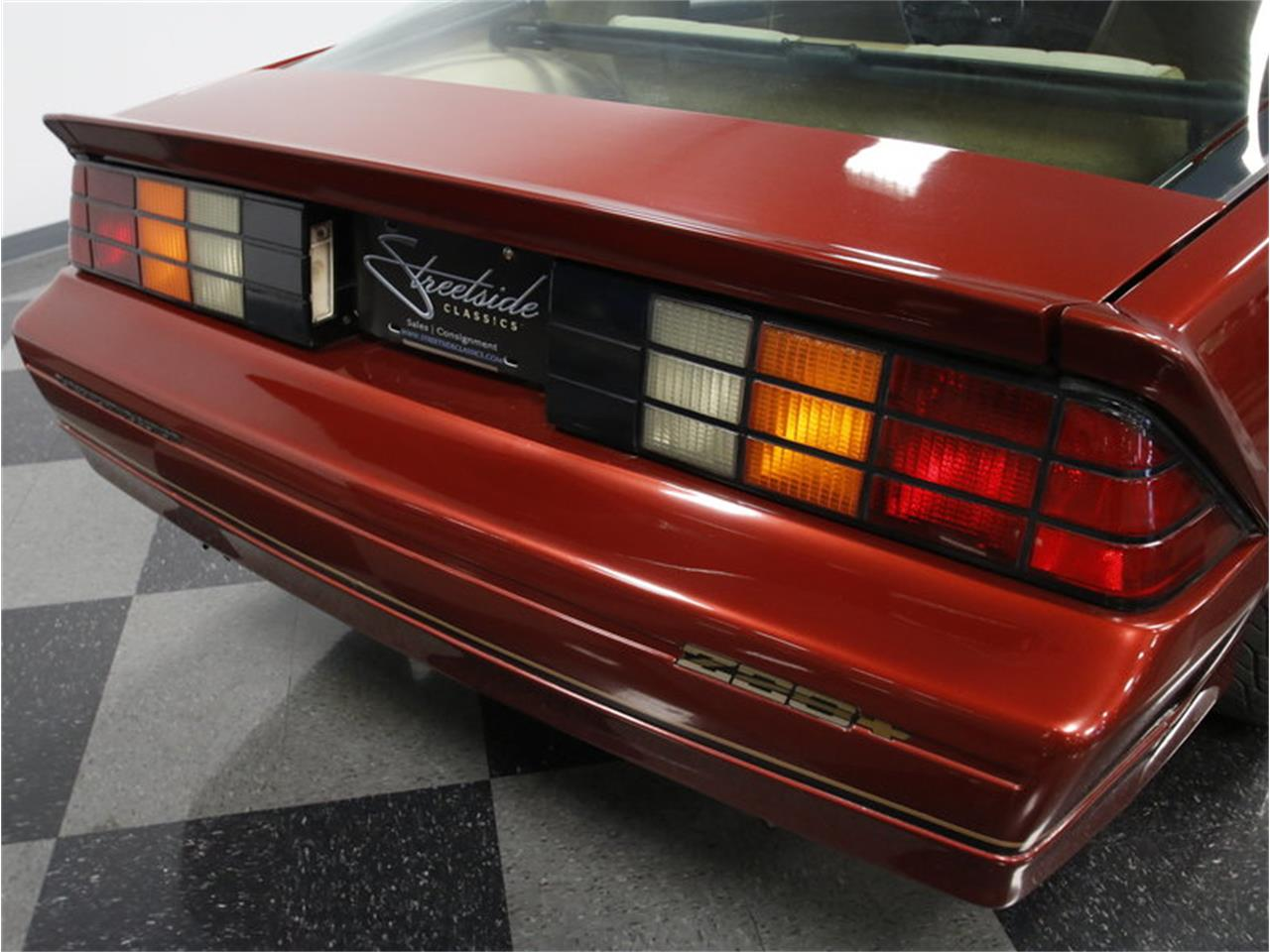 Large Picture of '86 Chevrolet Camaro IROC Z28 - $12,995.00 Offered by Streetside Classics - Charlotte - L6HZ