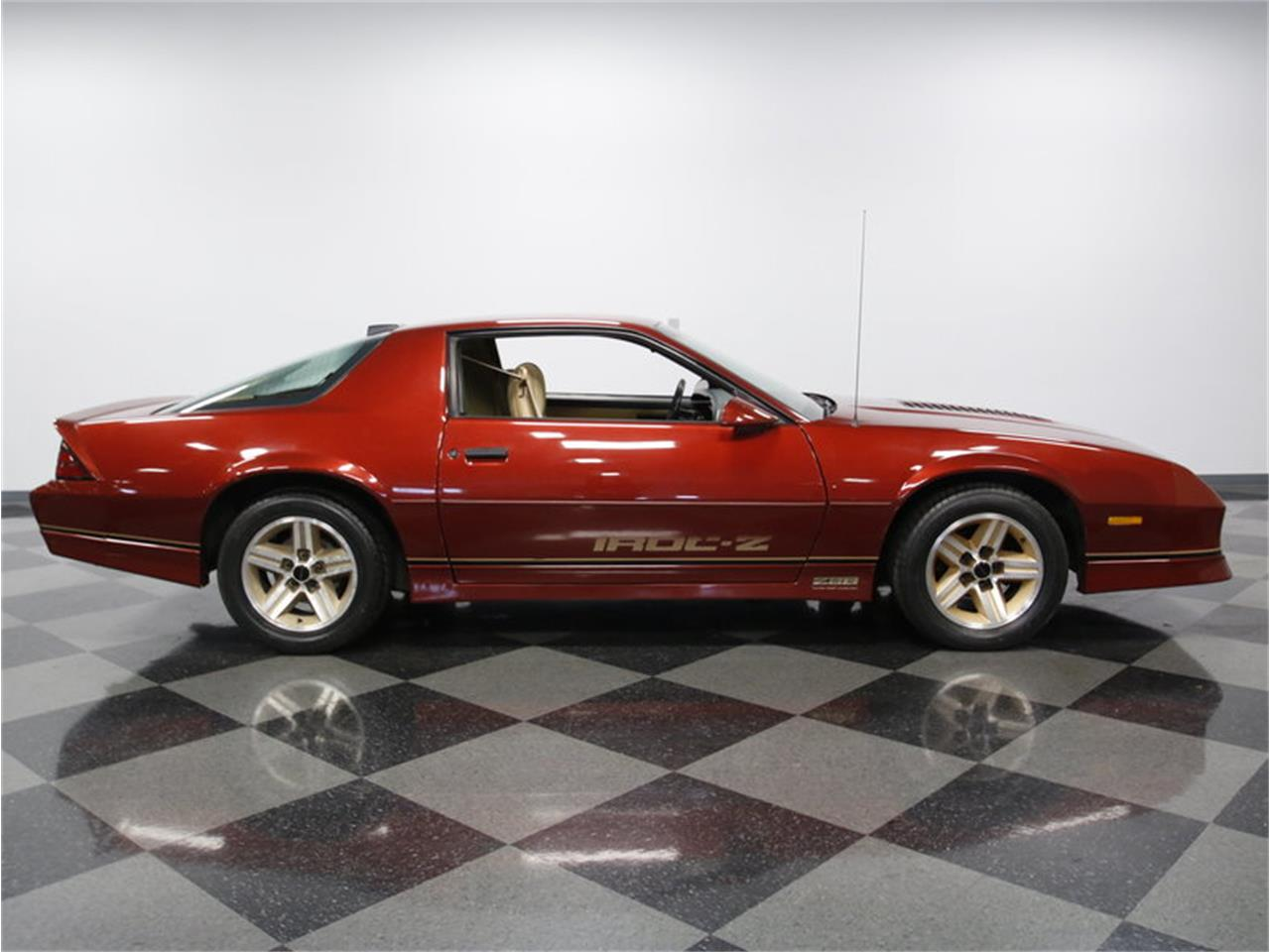 Large Picture of '86 Chevrolet Camaro IROC Z28 located in North Carolina - $12,995.00 Offered by Streetside Classics - Charlotte - L6HZ