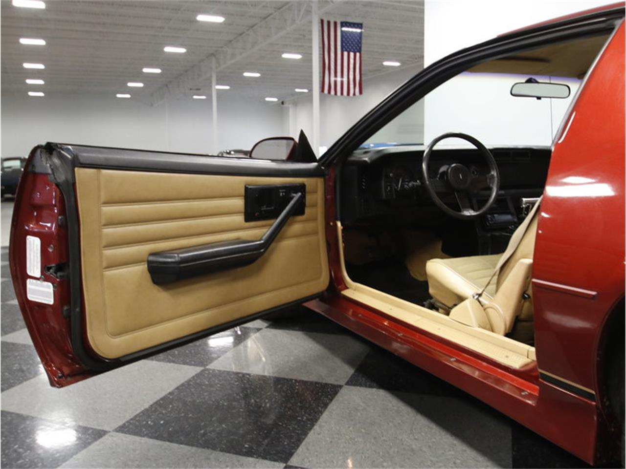 Large Picture of '86 Camaro IROC Z28 Offered by Streetside Classics - Charlotte - L6HZ