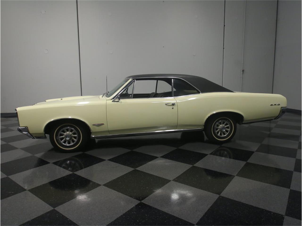 Large Picture of Classic '66 GTO - L6I4