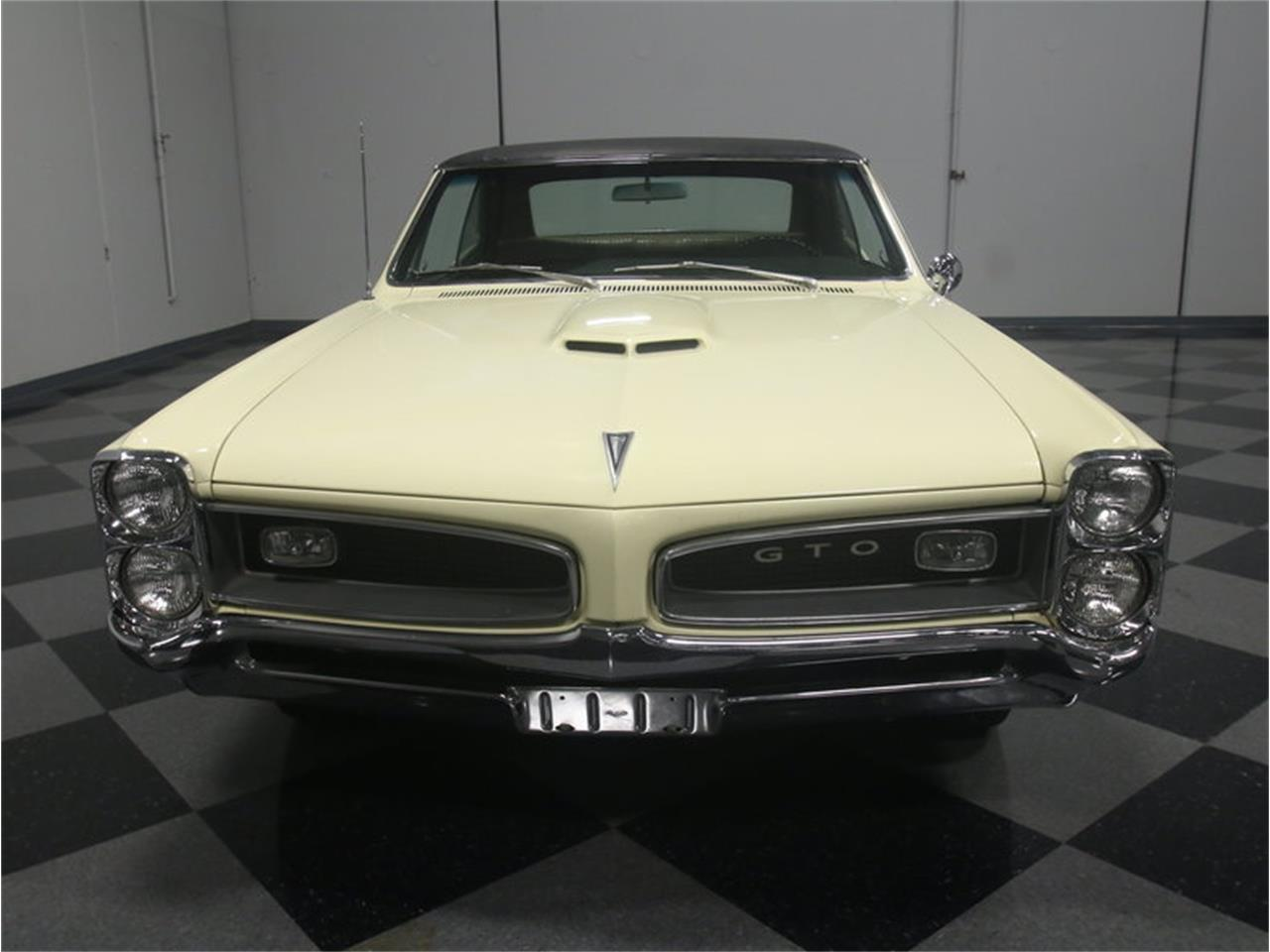 Large Picture of Classic '66 GTO Offered by Streetside Classics - Atlanta - L6I4