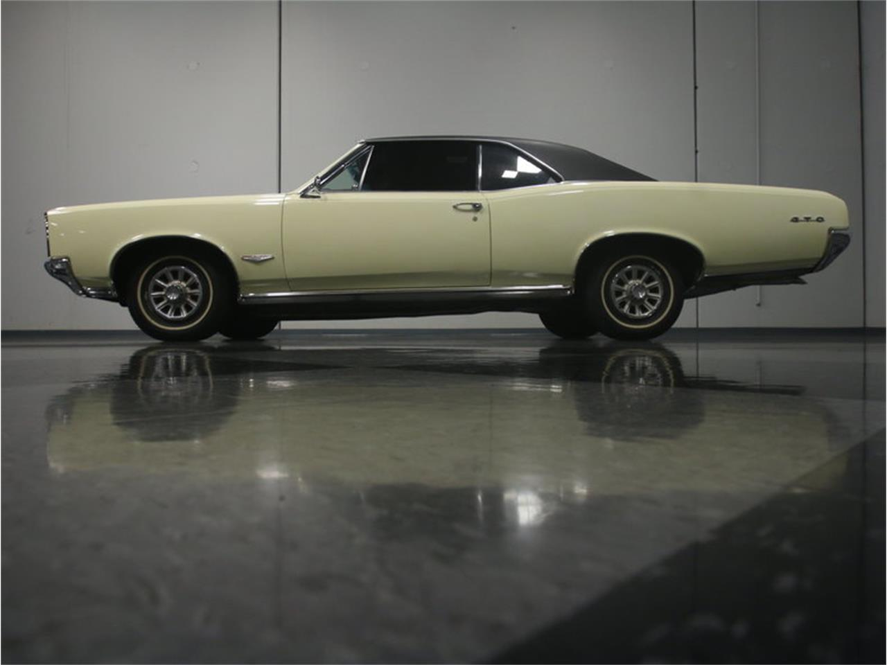 Large Picture of '66 Pontiac GTO located in Lithia Springs Georgia Offered by Streetside Classics - Atlanta - L6I4