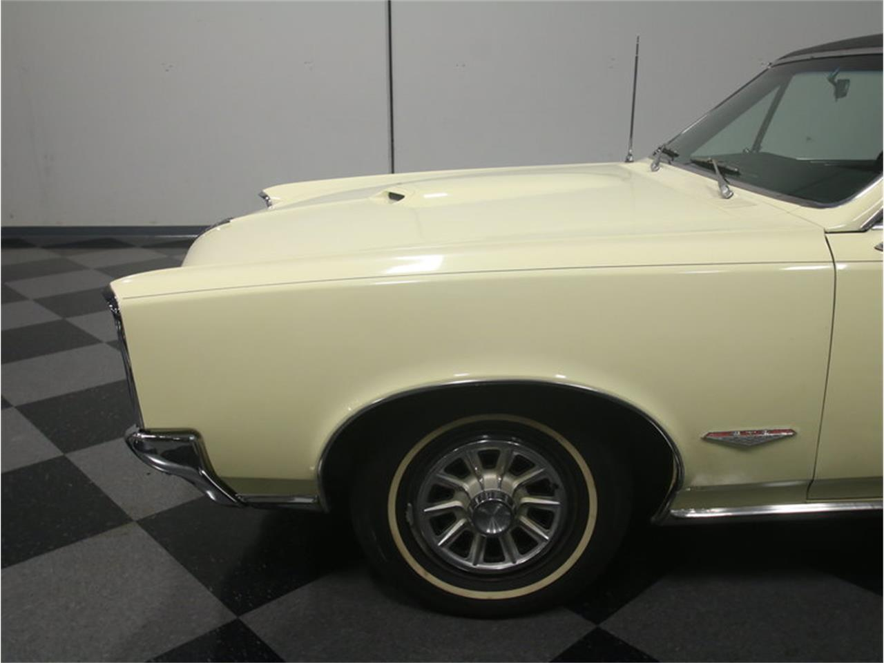 Large Picture of Classic 1966 Pontiac GTO located in Lithia Springs Georgia Offered by Streetside Classics - Atlanta - L6I4