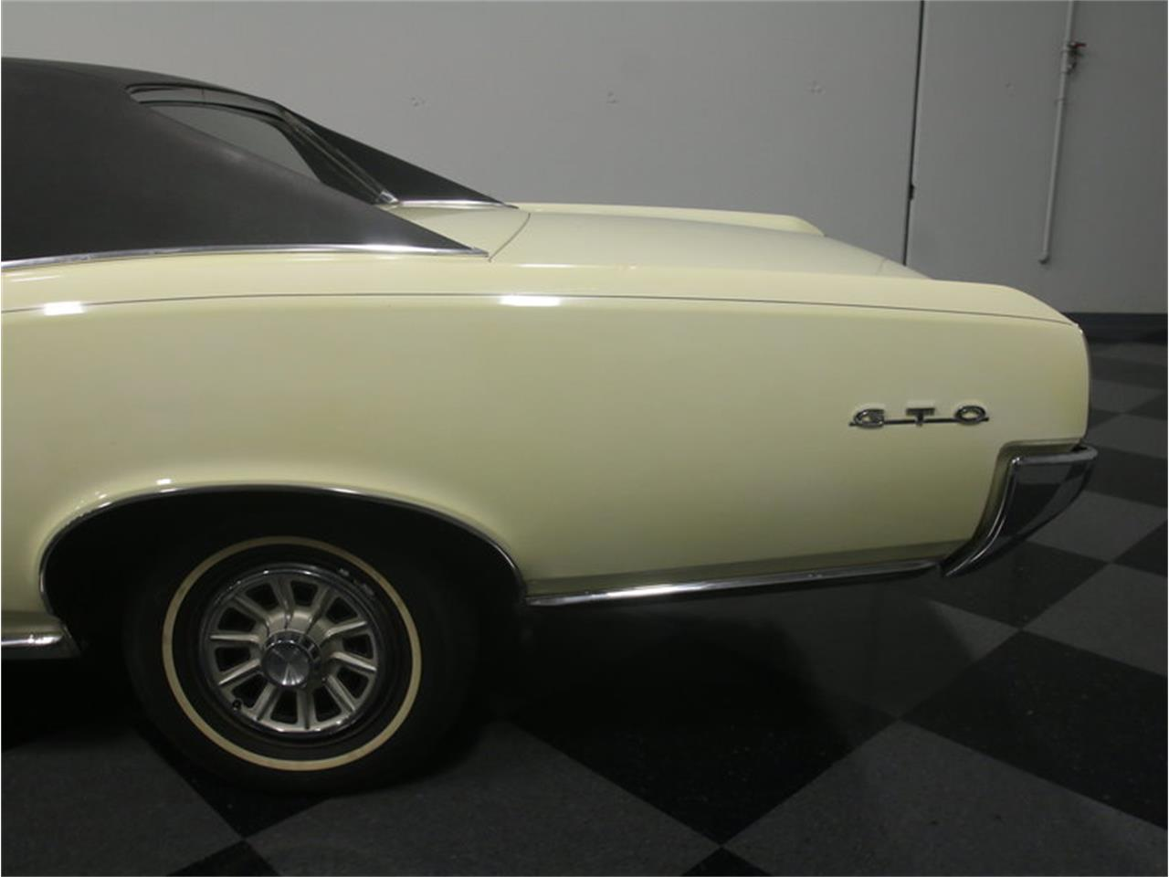 Large Picture of '66 GTO - $29,995.00 Offered by Streetside Classics - Atlanta - L6I4