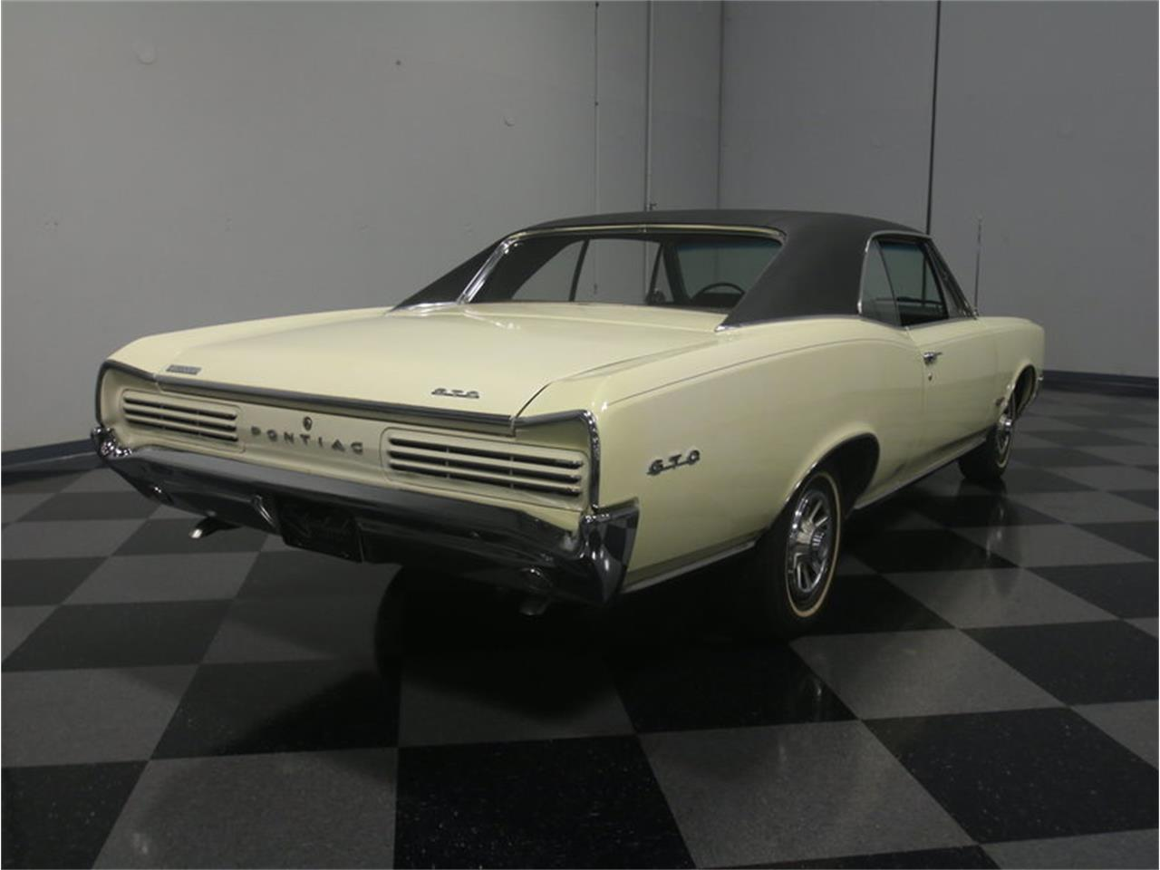 Large Picture of 1966 Pontiac GTO located in Georgia - $29,995.00 - L6I4