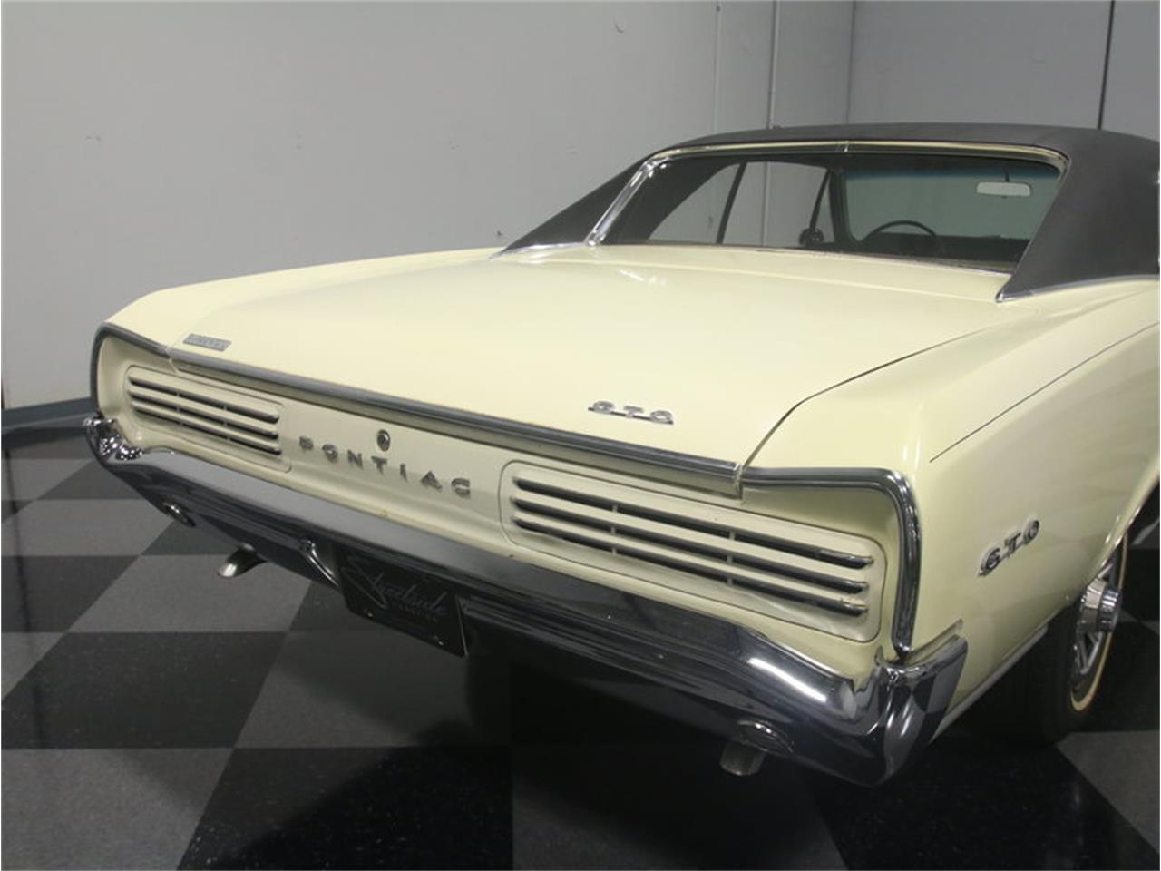 Large Picture of '66 Pontiac GTO - $29,995.00 Offered by Streetside Classics - Atlanta - L6I4