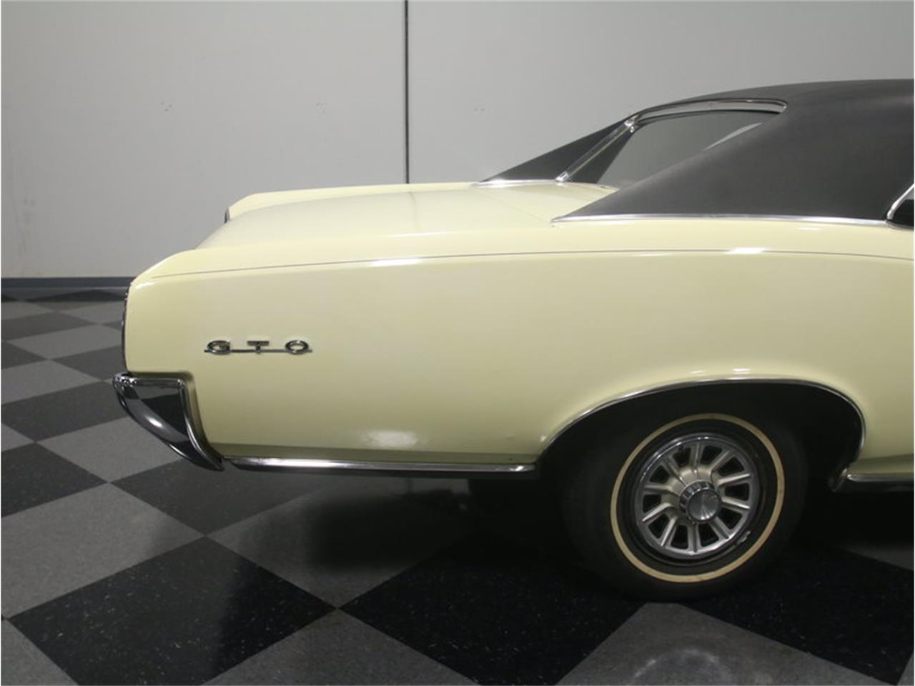 Large Picture of 1966 GTO located in Georgia - L6I4