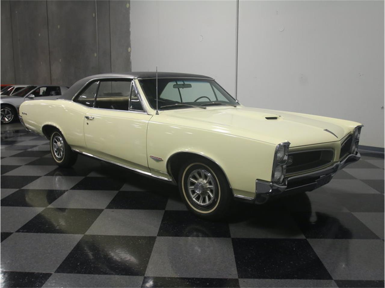 Large Picture of Classic '66 Pontiac GTO located in Georgia Offered by Streetside Classics - Atlanta - L6I4