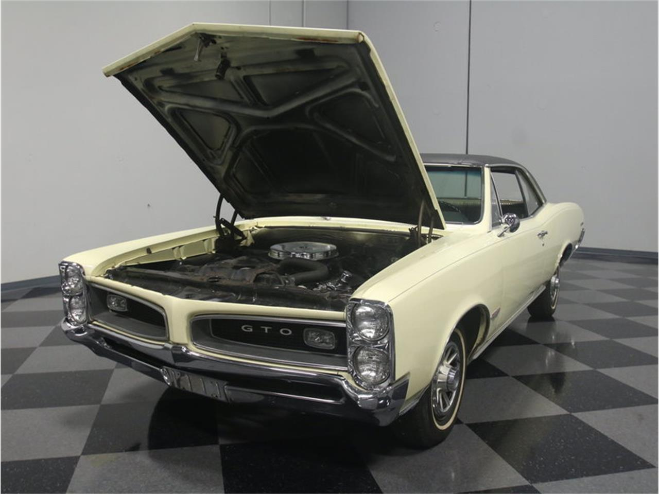 Large Picture of 1966 GTO located in Georgia Offered by Streetside Classics - Atlanta - L6I4