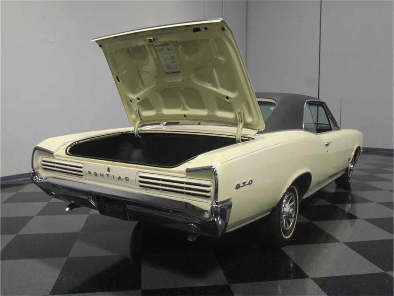 Large Picture of 1966 Pontiac GTO Offered by Streetside Classics - Atlanta - L6I4