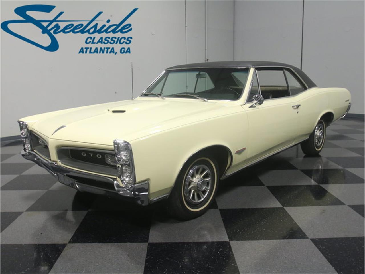 Large Picture of 1966 Pontiac GTO - L6I4