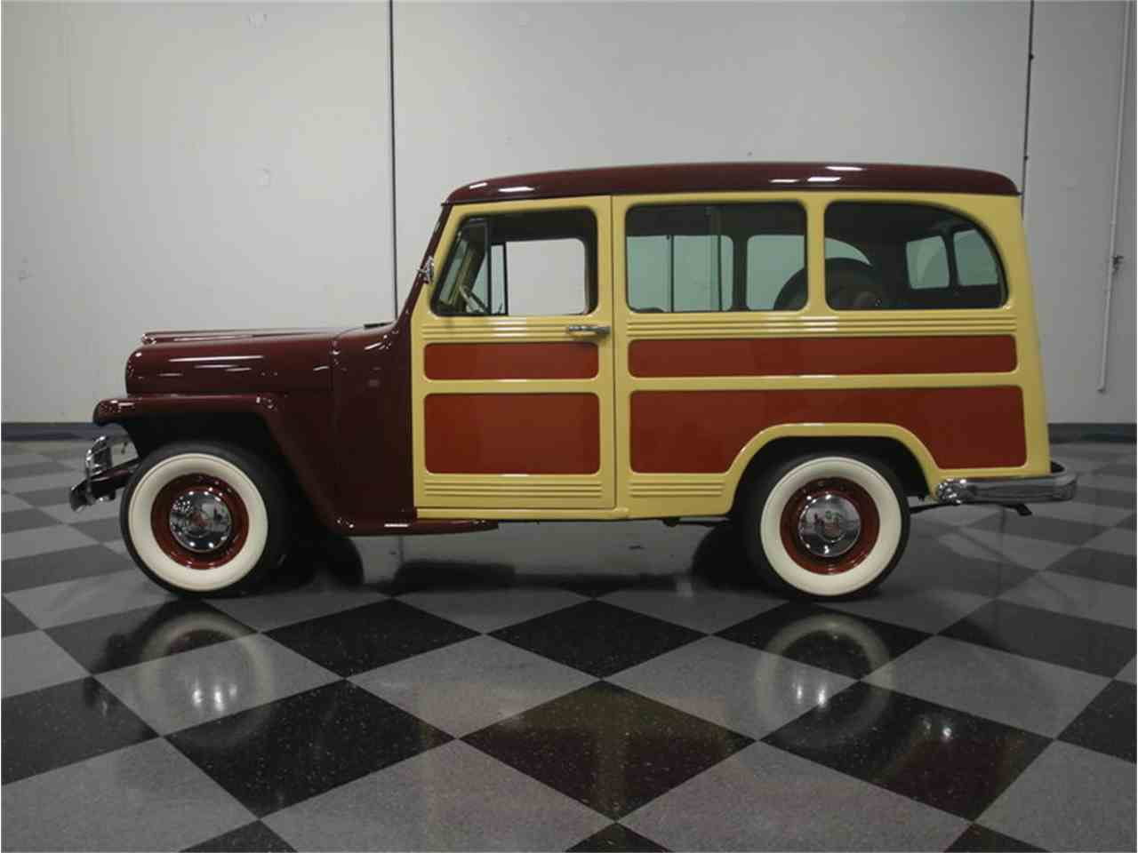 Large Picture of '50 Wagoneer - L6I8