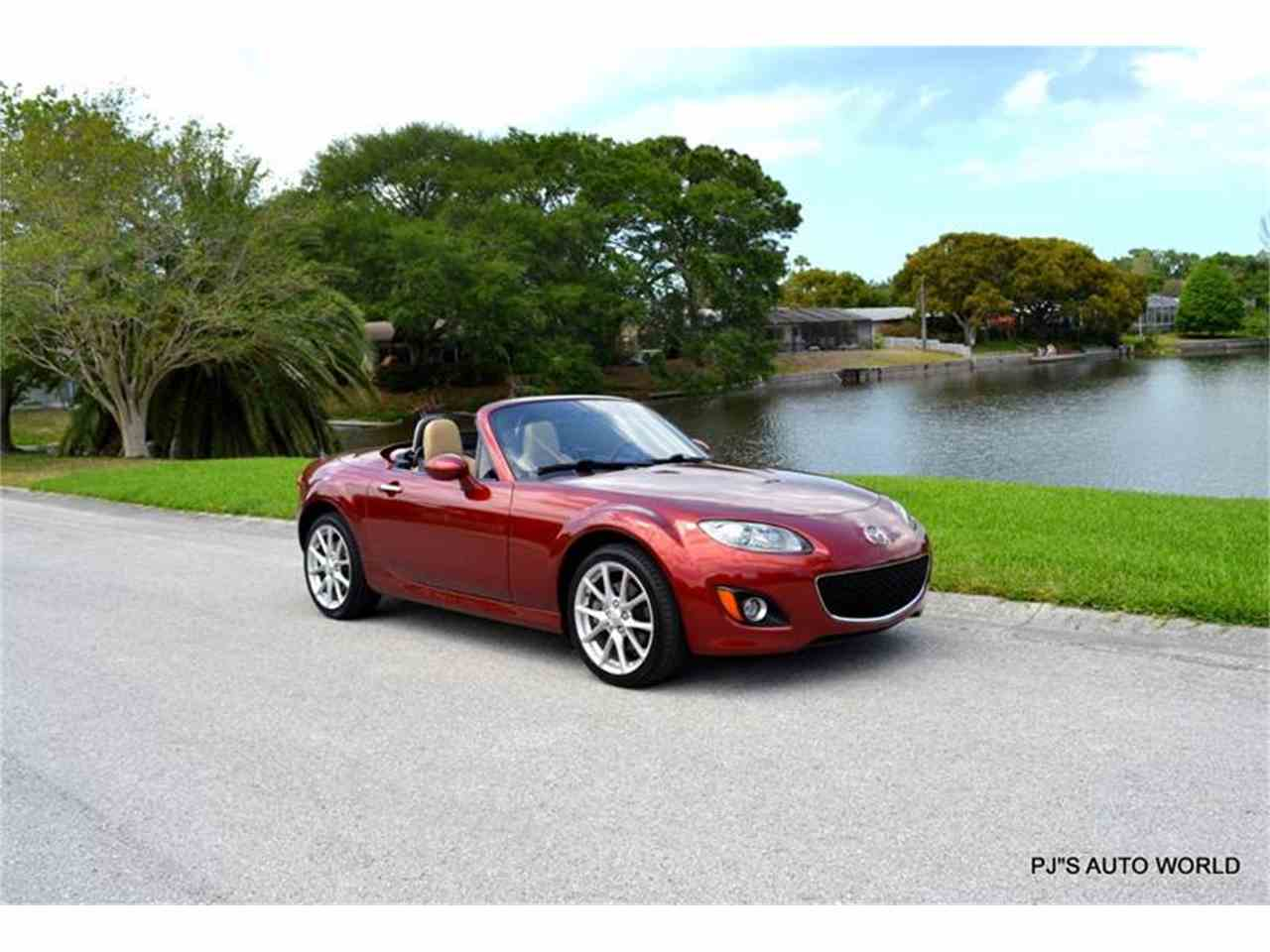 Large Picture of 2012 Mazda Miata located in Clearwater Florida - $16,600.00 Offered by PJ's Auto World - L6IJ