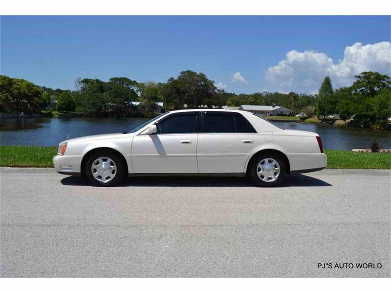 2002 Cadillac DeVille for Sale | ClicCars.com | CC-988222