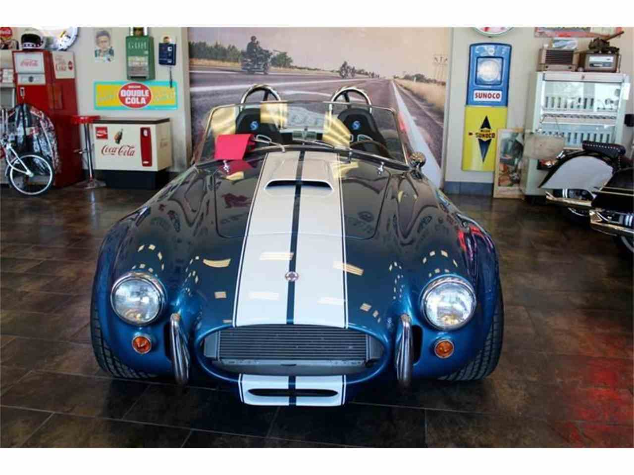 Large Picture of Classic 1966 Shelby Cobra located in Sarasota Florida Offered by Classic Cars of Sarasota - L6IR