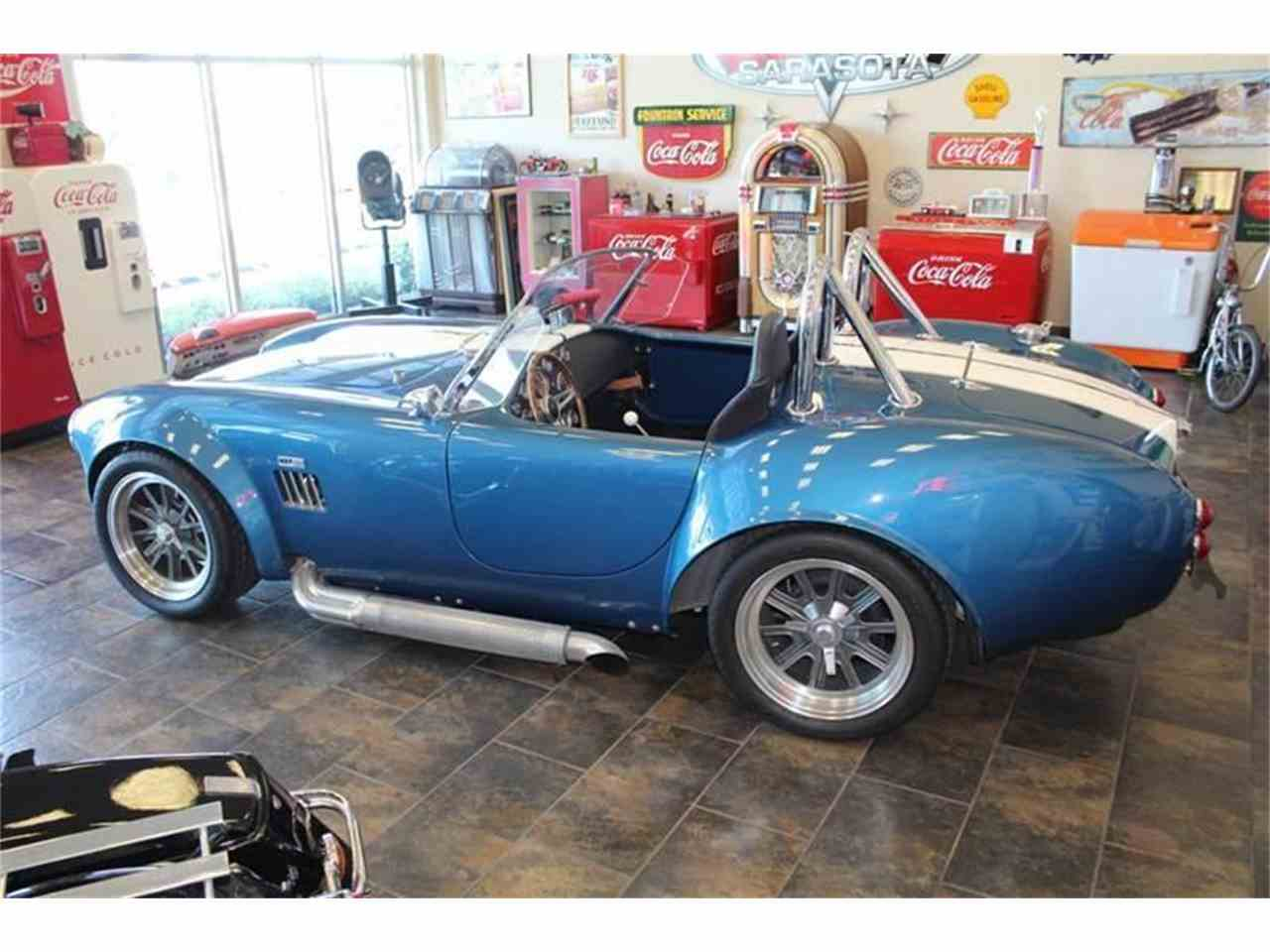 Large Picture of '66 Cobra located in Sarasota Florida - L6IR
