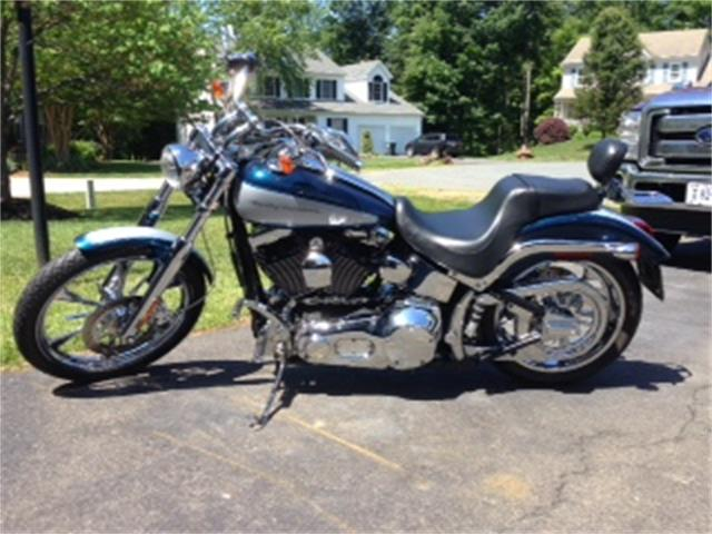 Picture of 2001 Harley-Davidson Softail located in Virginia Offered by a Private Seller - L6J3
