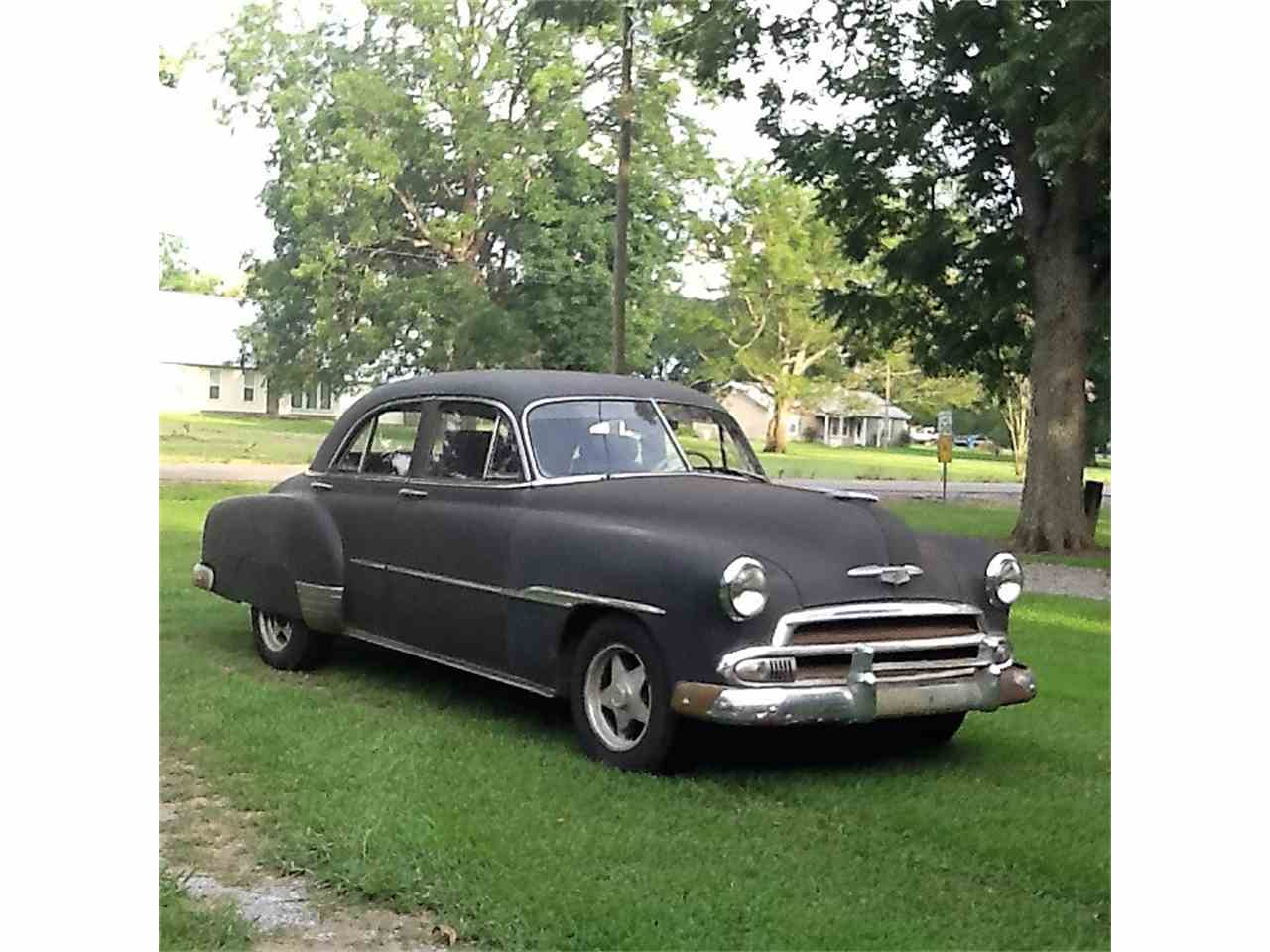 Large Picture of Classic 1951 Chevrolet Styleline Deluxe located in Louisiana - $6,000.00 Offered by a Private Seller - L6J8