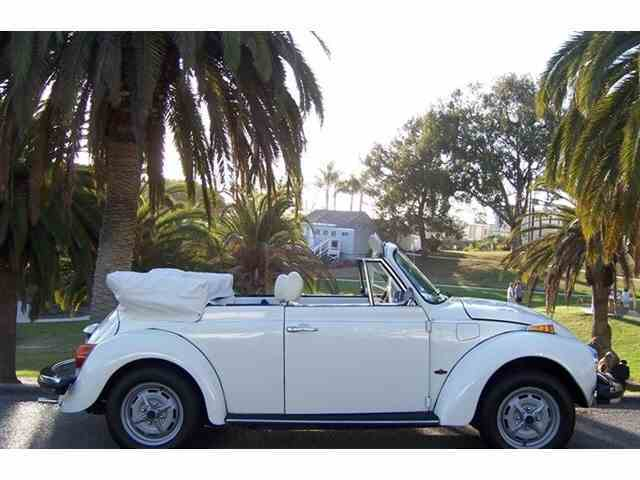 Picture of '79 Volkswagen Super Beetle located in California - L6JX