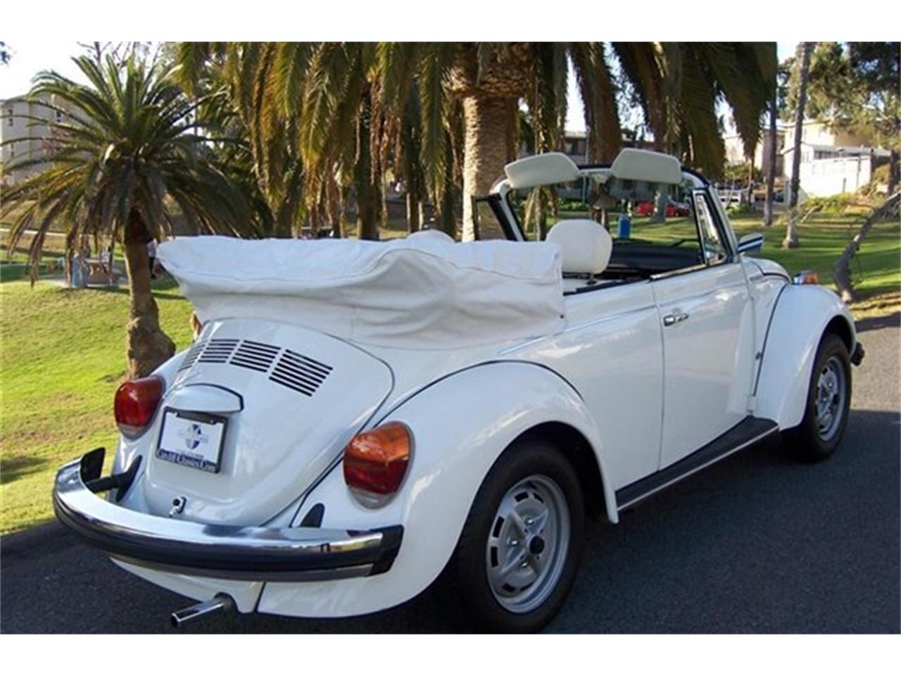 Large Picture of '79 Super Beetle - L6JX